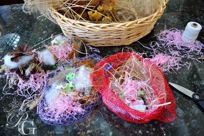 nesting bags