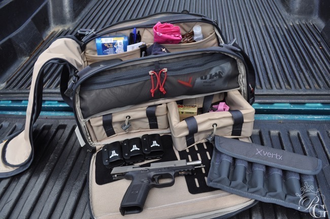 firearms training range bag Vertx