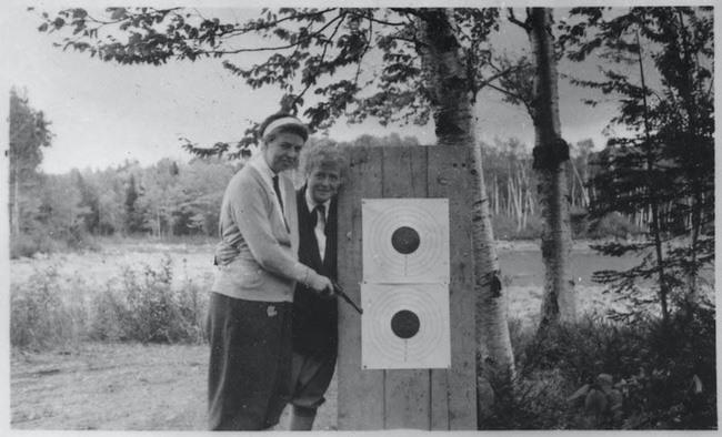 Eleanor Roosevelt target