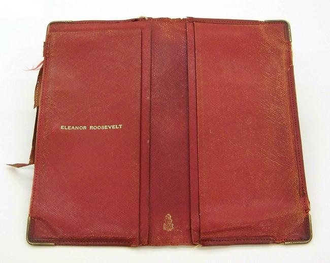 Eleanor roosevelt wallet
